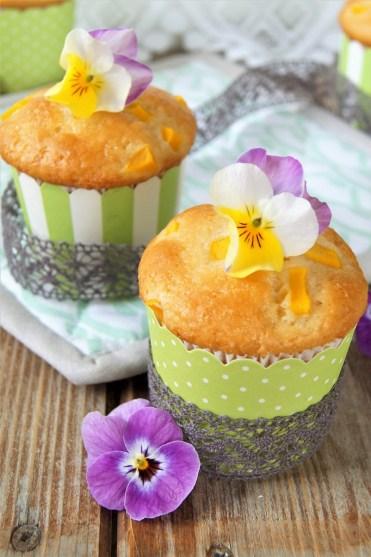 Frühstück_Muffins_Mango_vegan_Dessert