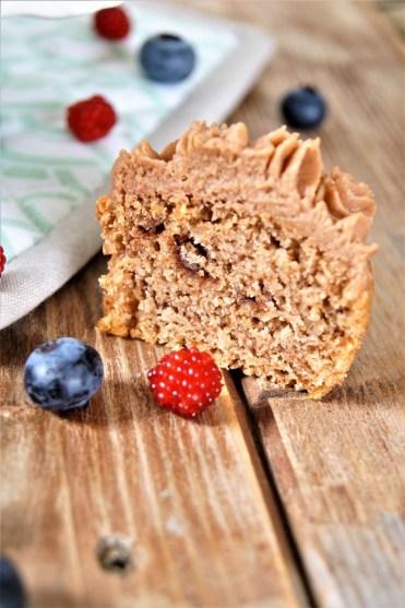 Schokoladen Mousse Cupcakes (6)