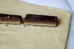Schokoladencroissant