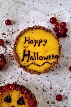 Halloweentarte