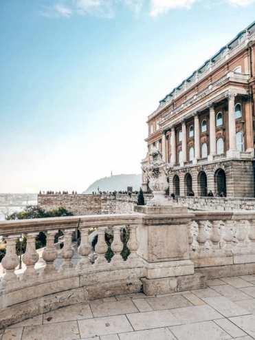Budapest_Budacastle_Archtiektur