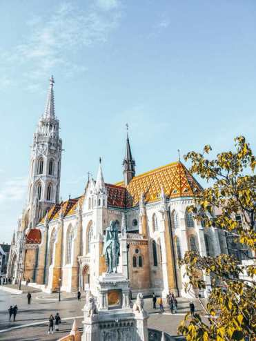 Budapest_Fischerbastei_Denkmal