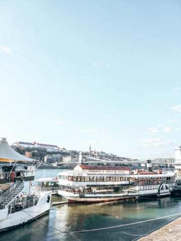 Budapest_Schiffe_Donau
