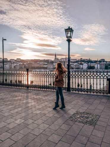Budapest_Sonnenuntergang_donau